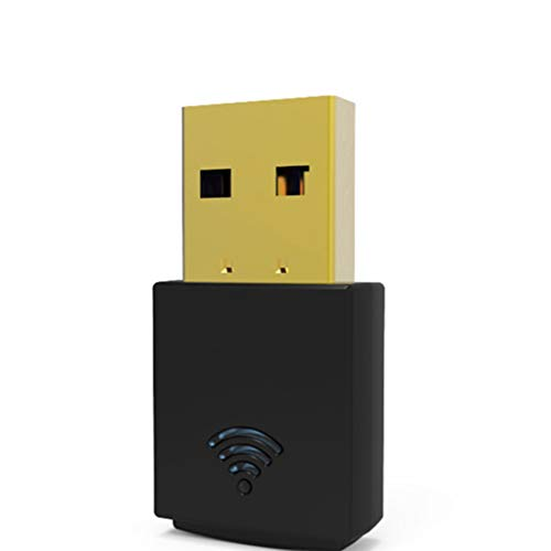 WSGLZ Mini Wireless Network Card300mbpsusb WiFi Adapter PC/Desktop/Laptop Mini Wireless Network