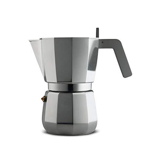 Alessi DC06/9 FM Espressokocher,...