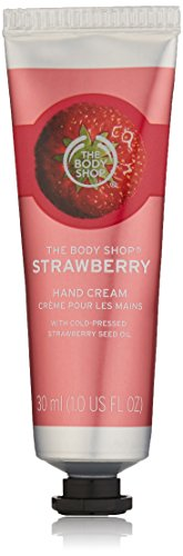 The Body Shop Hand Cream Strawberry, 30 ml
