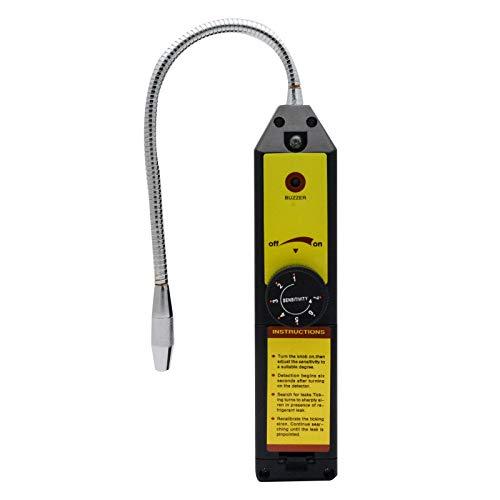 Halógena Corona–Detector de Fugas de Gas refrigerante comprobador R410A R22a R134a