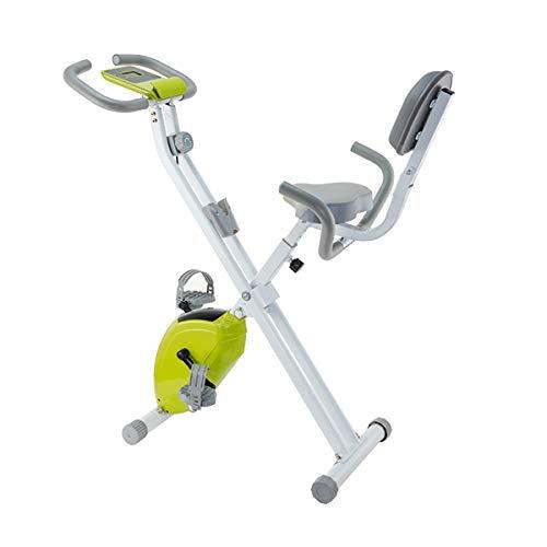 RXDRO Bicicleta EstáTica Fija De Resistencia MagnéTica De