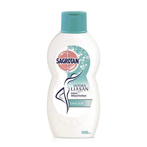 Sagrotan Intima Liasan Intim-Waschlotion Extra Soft, Intimpflege-Waschlotion, (1 x 500ml)