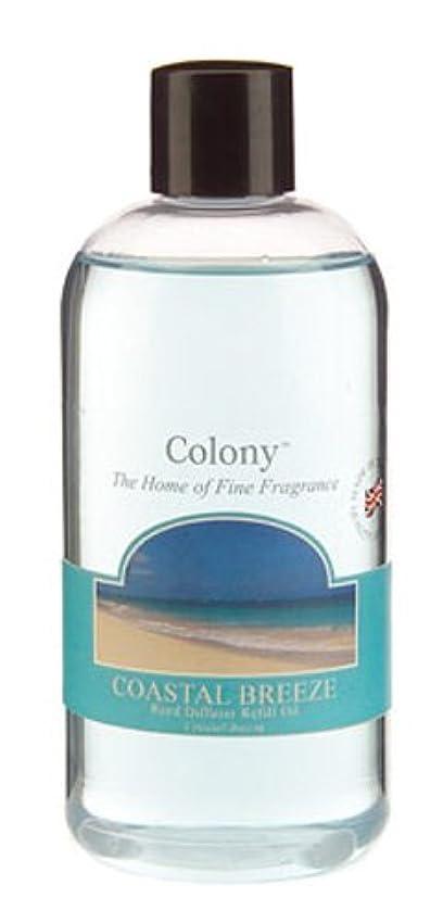 昆虫を見る汚れる氏Colony HomeScents Series ディフューザー用リフィル 250ml コースタルブリーズ CNCH2867