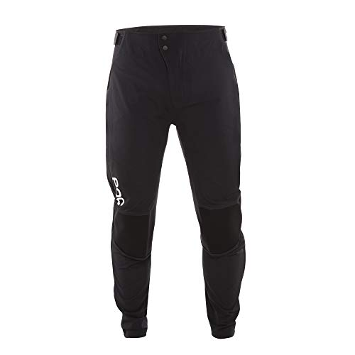POC, Resistance Pro DH Pants, Mountain Biking Apparel, Uranium Black,...