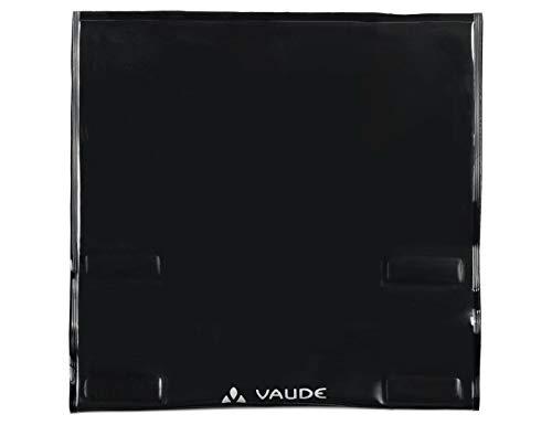 VAUDE BeGuided big Pochette avec visière Transparente Mixte Adulte, Black, FR Unique (Taille Fabricant : One Size)