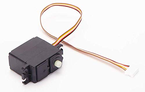 BEZGAR Remote Control RC Car Spare Parts Apply for BEZGAR 1 RC Car Servo (5-Wire) 12030