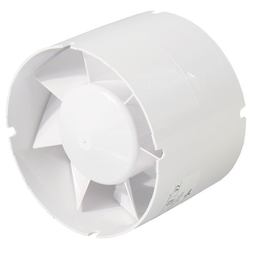 Ventilateur axial - 125 mm - 190 m³/h