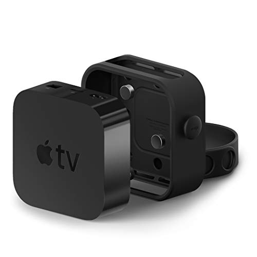 elago Apple TV Wall Mount Soporte de Pared Diseñado para Apple TV 4K / 4ta Generación