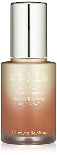 Stila Stila Aqua Glow Serum Foundation 30Ml - Deep Voor de Droge Huid