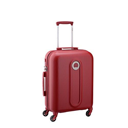 Delsey Paris Helium Classic 2 Maleta, Rojo (Rouge), 55 cm / 34...