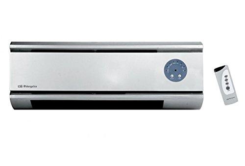 Orbegozo SP5020 Sp 6500, 2000 W, Plata