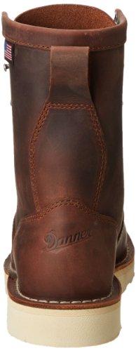 Danner Men's Bull Run 8-Inch BRN Cristy Work Boot,Brown,9.5 EE US