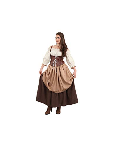 DISBACANAL Traje Medieval para Mujer - -, M