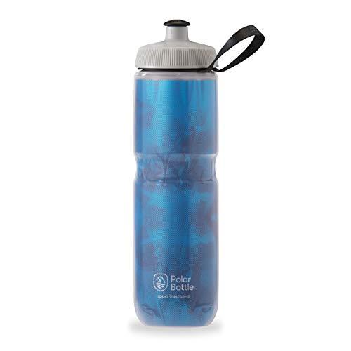 Polar Bottle Sport Insulated Water Bottle - BPA-Free, Sport & Bike Squeeze Bottle with Handle (Fly...