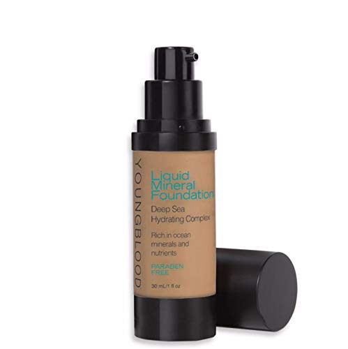 Youngblood Clean Luxury Cosmetics Liquid Mineral Foundation