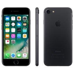 【SIMロック解除済】 Apple iPhone7 32GB ブラック au