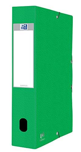 ELBA Urban larghezza dorso: 4 cm in plastica colore: nero opaco formato A4 2 scatole da collezione