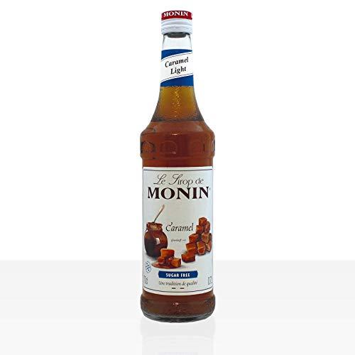 Monin Sirup Karamel Light zuckerfrei 700 ml