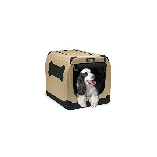 Petnation 610 Port-A-Crate Indoor and Outdoor Home For Pugs