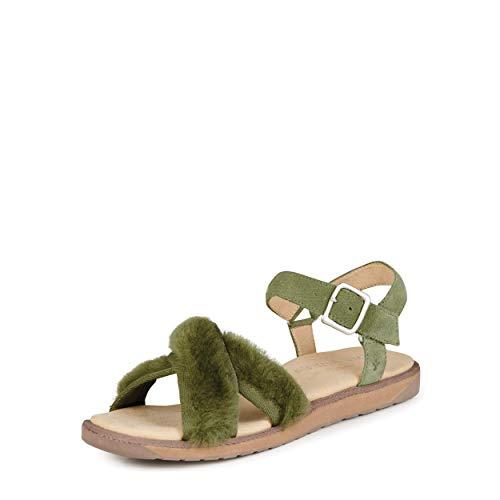 EMU Australia Meelup Stinger Womens Sandals Sheepskin Size 42