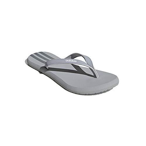 Adidas EEzay - Chanclas, color Gris, talla 42 EU