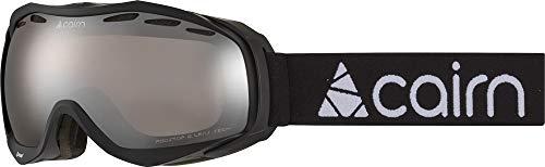 Cairn - Masque de ski Speed SPX3 - Adulte - Double écran sphérique - Exposition du cat3 - Ventilations intégrées - Protection UV 100% - Anti-buée