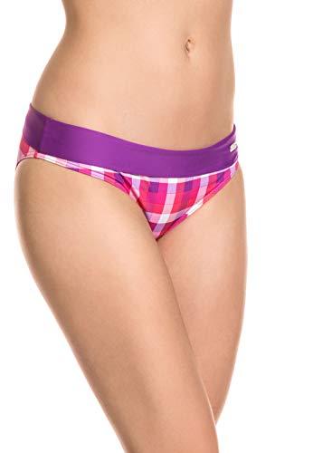 Buffalo Bikini Pantalon umschla Pink Check 40 Pink Check