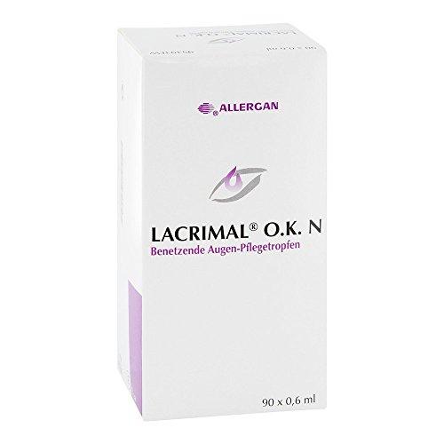 Lacrimal O. K. N Augentropfen, 90X0.6 ml