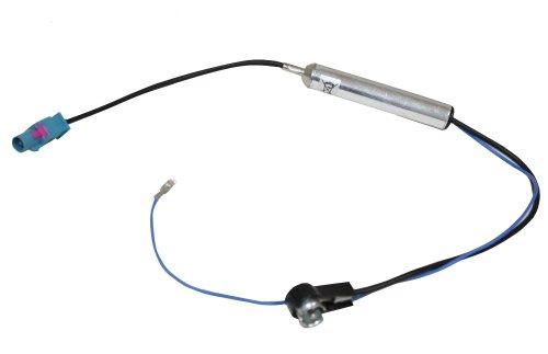 Aerzetix adapter voor autoradio FAKRA antenne-ISO voor Audi VW Golf 5-C1440