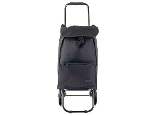 Franky Einkaufstrolley Einkaufsroller ER1 (Black)