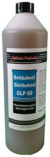 Gleitbahn Bettbahnöl Hochleistung Gleitbahnöl GLP 68/1 Liter