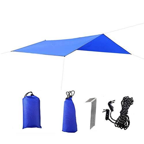Buy Discount Toimothcn Rain Fly Tarp - 118116 inch Waterproof Camping Shelter Canopy Tarp – Easy S...