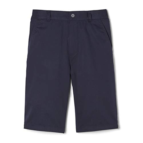 French Toast Little Boys' Pull-On Short, Navy, 6