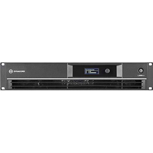 Dynacord L3600FD PA Verstärker RMS Leistung je Kanal an 4 Ohm: 1800 W