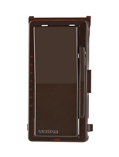Leviton DDKIT-B Decora Digital/Decora Smart Dimmer Color Change Kit, Brown