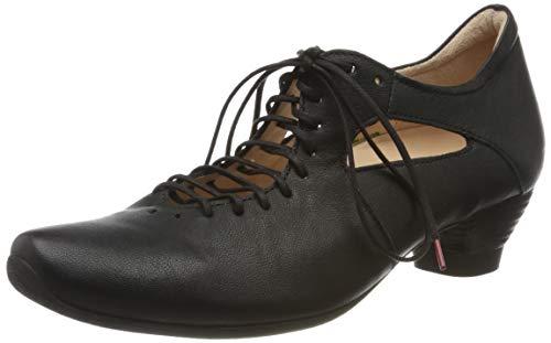 Think! 686254_Aida, Zapatos de tacón con Punta Cerrada para Mujer, Negro 00, 37 EU
