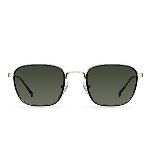 MELLER - Surma Gold Black Olive - Gafas de sol para hombre y mujer