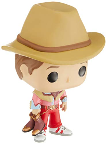 Marty Mcfly 816 Exclusivo Pop Funko Back to The Future