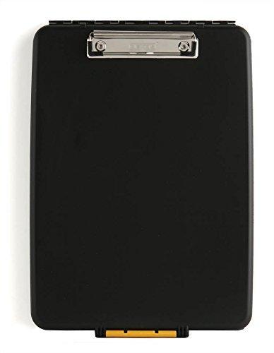 Dexas Slimcase、ブラックカラー:ブラック、モデル1517???91、オフィスアクセサリー& Supply Shop