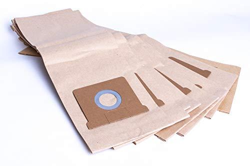 10 Premium Staubsaugerbeutel mehrlagig passend für Kärcher NT14/1, NT361, NT361 Eco, NTZ 361