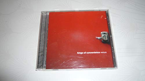 KINGS OF CONVENIENCE-VERSUS