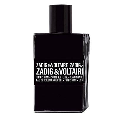 Zadig & Voltaire This is Him! Eau de Toilette Spray 50ml