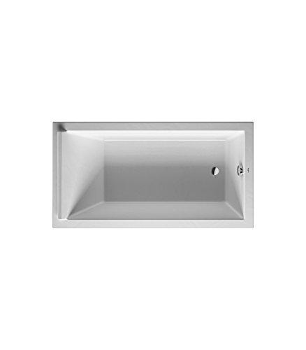 Duravit Badewanne Starck 1700x900mm Einbauversion, weiss, 700337000000000