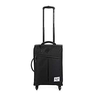 Herschel Supply Co. Highland Luggage, Jet Black