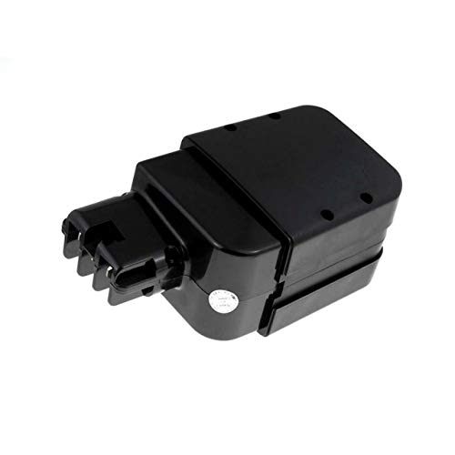 Powery Batería para metabo Cortasetos HS A 8043 (Male Connector) NiMH