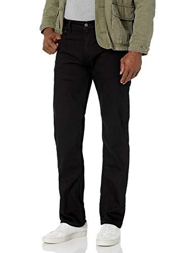 Levi's 559 Herren Jeans mit gerader Passform - Schwarz - 32W / 34L
