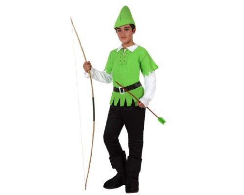 Atosa - 12938 - Costume - Déguisement D'Archer Des Bois T-4