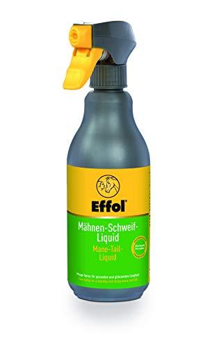 Effol Mähnen-Schweif-Liquid, 500 ml, 4252, Clear, Unisex
