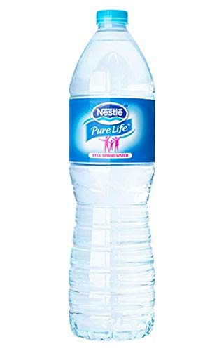 Nestlé Pure Life 1,5L (lot de 12)