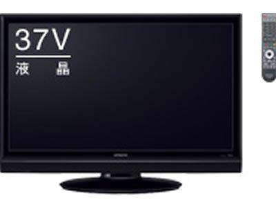 日立 37V型 液晶 テレビ L37-XV02 フルハイビジョン iVDR 2008年モデル